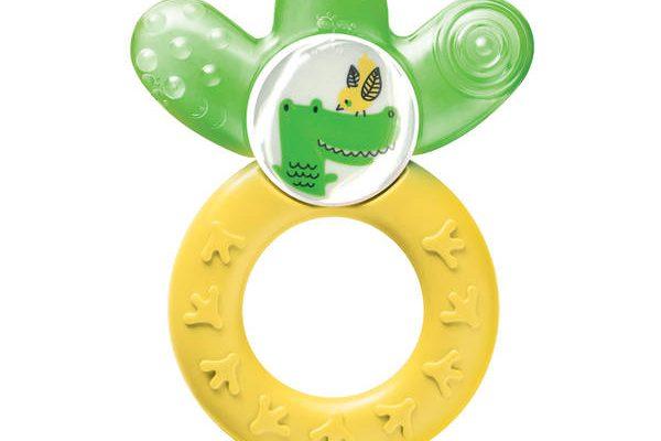 Notice babysun anneau de dentition coccinelle