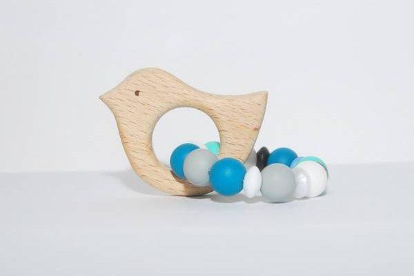 Collier anneau de dentition