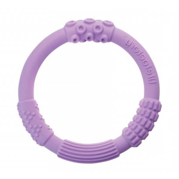 anneau de dentition caoutchouc naturel toy rus