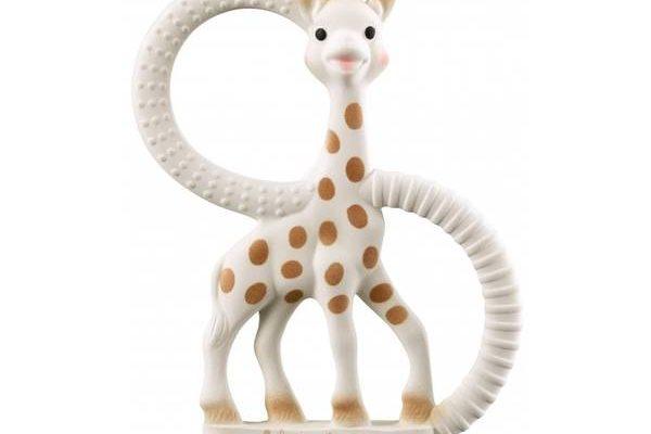 Materiel anneau de dentition sophie la girafe